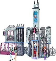 Monster High Doll House Furniture Monster High Deadluxe High Playset Sale Momdot