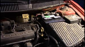 car wont start but lights come on will not start no crank no dashboard lights 2000 plymouth neon youtube