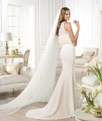 Pronovia Wedding Dresses Pronovias Pronovias Wedding Dress On Tradesy