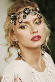 headpiece jewelry 20 best headpieces images on headdress hair