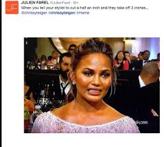 Cry Meme Face - chrissy teigen s cry face at the golden globes becomes a meme