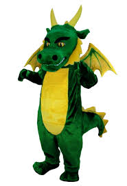 jaguar costume green dragon mascot costume thermolite stuffed dragons
