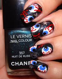 13 stylish u0026 spooky nails for halloween 2014 u2013 party perfect