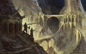 mines of moria lord of the rings tcg by jcbarquet on deviantart