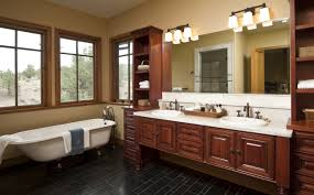 cottage bathroom lighting home design