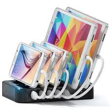12 best usb charging stations in 2017 phone charging stations