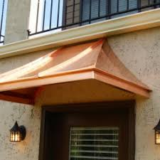 Awning Roofing Custom Fabricated Copper Awning Copper Roofing Windy Valley