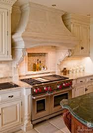 showcase european inspired kitchen