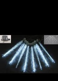 ecosmart 200 led icicle lights novelty lights inc m5 christmas led icicle light set red white