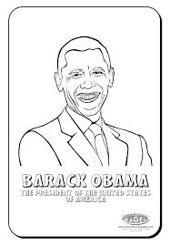 free printable coloring pages of us presidents barack obama coloring page coloring sheet printable coloring pages