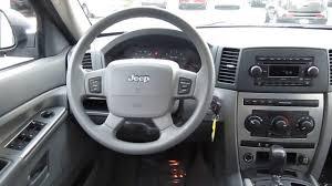 jeep grand 2006 limited 2006 jeep grand bright silver stock k1310161