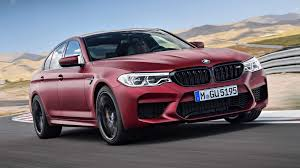 2018 bmw m5 is your all weather highly intelligent super sports