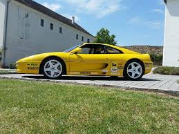 1996 f355 for sale for sale 1996 f355 challenge and