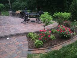 landscaping with bricks patios with seatwalls traditional patio detroit by apex