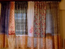 Scarf Curtains Scarf Curtains Curtains Ideas