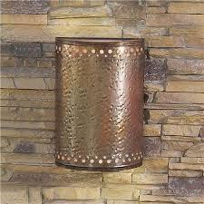 Copper Outdoor Light Fixtures Lighting Fixtures Enchanting Excellent Copper Outdoor Lighting