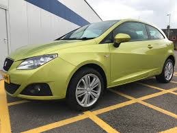 used seat ibiza yellow for sale motors co uk