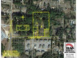 Tract Home by Tract 1 Home On 1 03 Acres 2823 Rainwater Road Tifton Ga