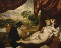 titian biography and 100 famous paintings