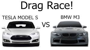 exclusive tesla model s vs bmw m3 tesla motors vs bmw m3