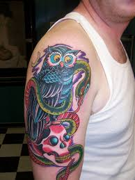20 awesome owl tattoo designs