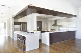 Poggenpohl Kitchen Cabinets Contemporary Kitchen With Soffit With Recessed Can Lights By