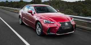lexus sedan 2017 lexus is model range pricing and specs new looks and more