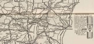 Northern Illinois Map by Menasha