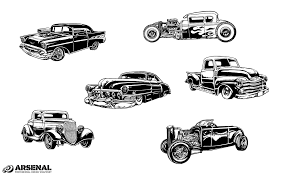 cars vector pack from go media u0027s arsenal