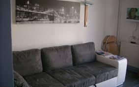 cap canapé appartement dans résidence avec piscine proche mer le cap d agde