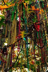 mardi gras trees bead tree bill chance