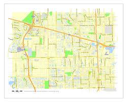 Florida Usa Map file davie city map plan florida usa svg wikimedia commons