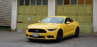 ford canada mustang 2015 ford mustang coupe gt review unfinished