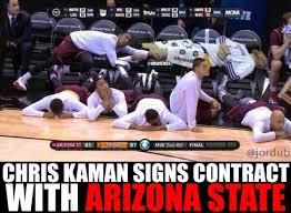 Bench Meme - nba memes on twitter chris kaman signs with arizona state bench