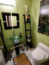 minimalist bathroom design ideas bathroom white fiberglass toilet clear glass round vessel sink