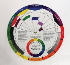 color wheel for makeup artists writing for designers color wheel