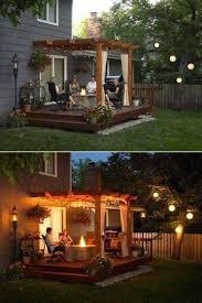 as 25 melhores ideias de backyard pergola no pinterest pérgola