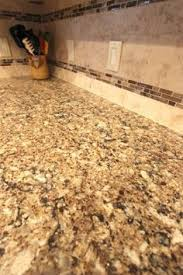 giallo fiorito backsplash ideas giallo fiorito granite kitchen