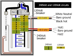 circuit breaker wiring diagram u0026 circuit breaker wiring diagrams