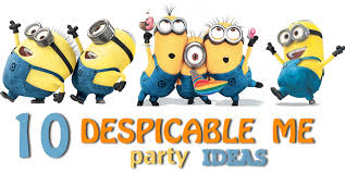 minion party 10 despicable me minion party ideas