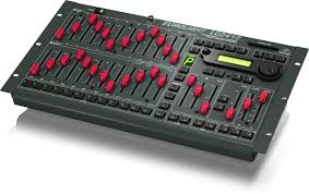 dmx light board controller lc2412 dmx controllers lighting systems behringer categories