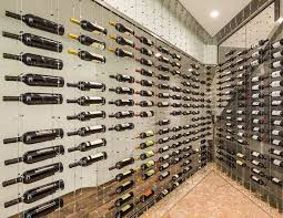 Wine Cellar Wall - why wine walls are one of the hottest trends in home improvement