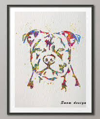online get cheap bull terrier art aliexpress com alibaba group