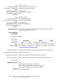 Resume Proficient German Resume Format Resume Format 2017 Cv Template Germany How To