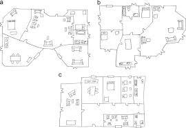 Floor Plan Database Interactive Interpretation Of Structured Documents Application To
