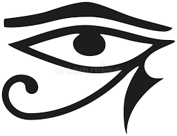 eye of horus stock photo image of protection evil sacred 34148070