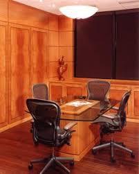 le bureau fran is berl nd conference room in maple burl maple quarter figured anigre quarter