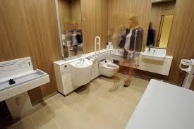 japan u0027s high tech lavatory drive picks up pace ahead olympics