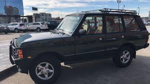 land rover classic for sale 1995 land rover range rover classic for sale near columbia