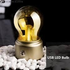 online get cheap led rechargeable light bulb aliexpress com